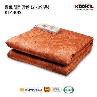 [DS]국일 황토 웰빙 더블 전기장판 KI-430JS