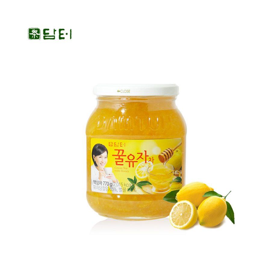 [담터] 꿀유자차(병) 770g