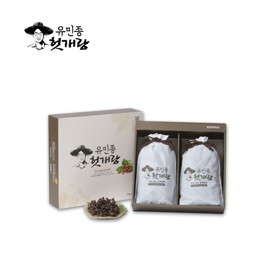 [산지직송/무료배송] [유민종헛개랑] 헛개랑 헛개열매 1kg