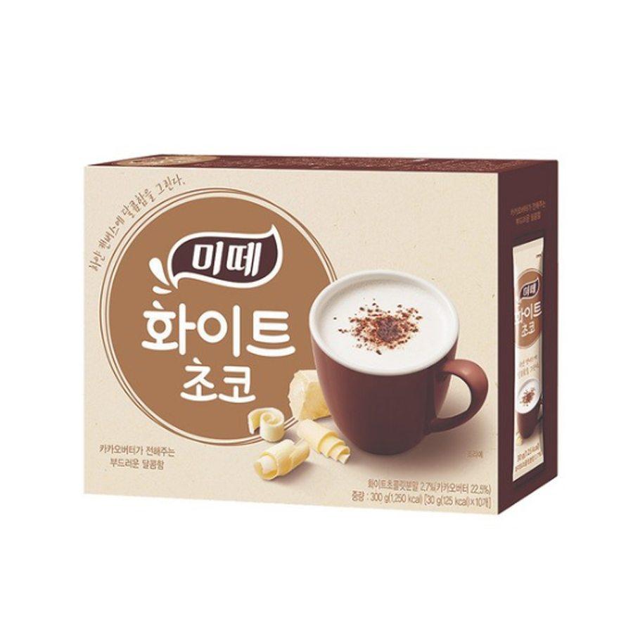 [미떼] 화이트초코 10티