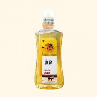 [꽃샘] 사양벌꿀 1kg