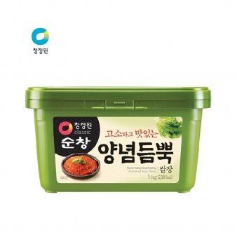 [청정원] 순창 양념듬뿍쌈장(P) 1kg