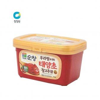[청정원] 찰고추장(P) 1kg