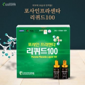 [한국지네틱팜] 프라센타 리퀴드 100 - 5ml X 30