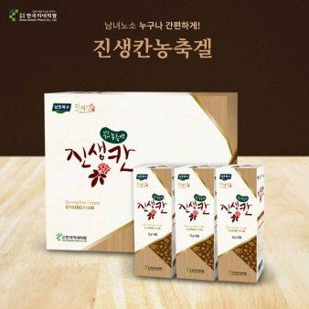 [한국지네틱팜] 진생칸 인삼열매 농축액 12ml X 30포