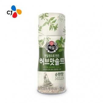 [CJ] 천일염 허브맛솔트(순한맛) 50g