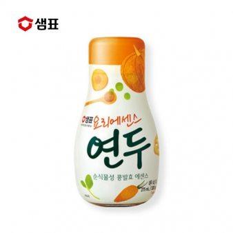 [샘표] 연두(깊은맛)주황색 320g