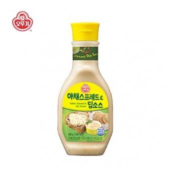 [오뚜기] 딥스프레드소스 245g-야채