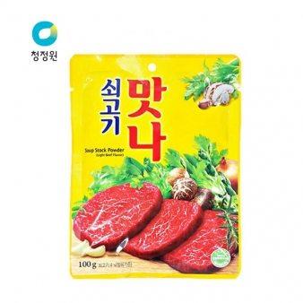 [청정원] 쇠고기 맛나 100g*10