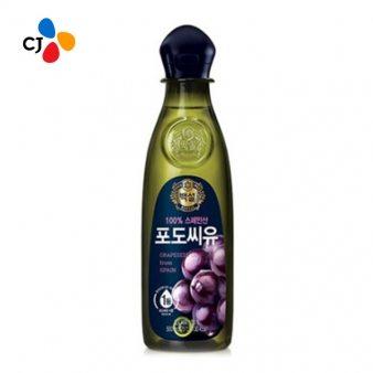 [CJ] 백설 포도씨유 500ml
