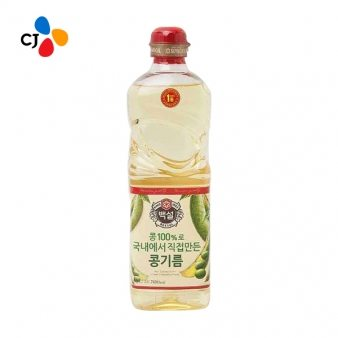 [CJ] 콩식용유 0.9L