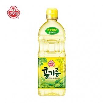 [오뚜기] 콩식용유 0.9L