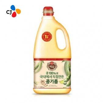 [CJ] 콩식용유 1.8L