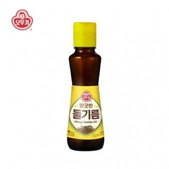 [오뚜기] 향긋한 들기름 160ml