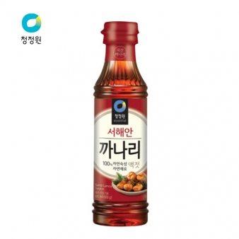 [청정원] 까나리액젓 500g