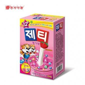 [동서] 제티 딸기맛 340g(20스틱)