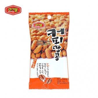 [머거본] 커피땅콩 봉지 55g*12