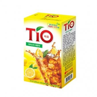 [티오] 아이스티(레몬) 스틱 18티