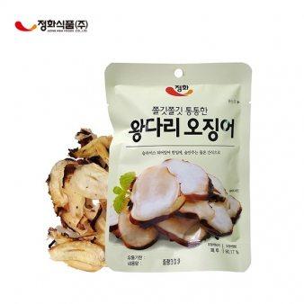 [정화] 왕다리오징어 30g*5