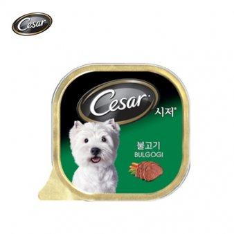 [시저] 불고기(캔) 100g
