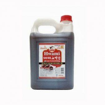 [화미] 황엿 5kg*3 업소용식자재 대용량식자재