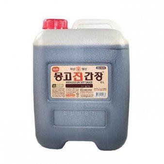 [몽고] 몽고진간장 13L /업소용식자재/대용량식자재
