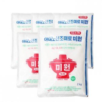 [대상] 아미노산미원 2kg*10 업소용식자재 대용량식자재