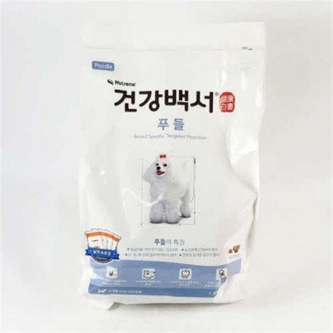 [애완]건강백서(푸들) 1.2kg