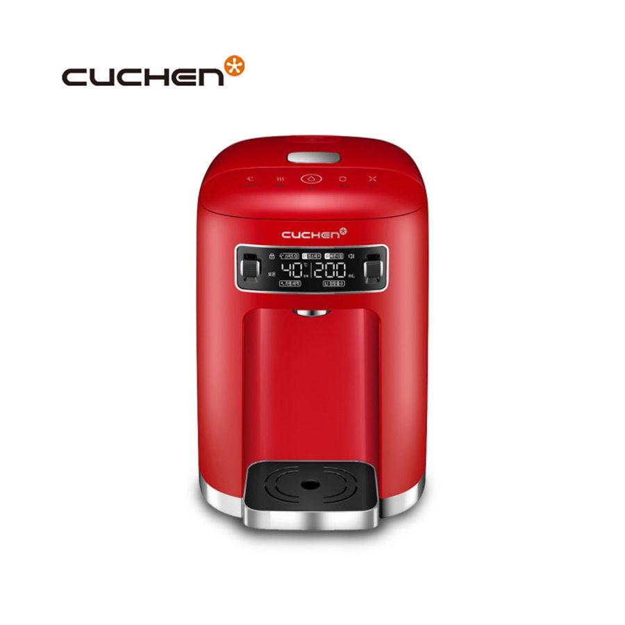 [쿠첸] 프리미엄 오토분유포트 레드 CP-W300MSR