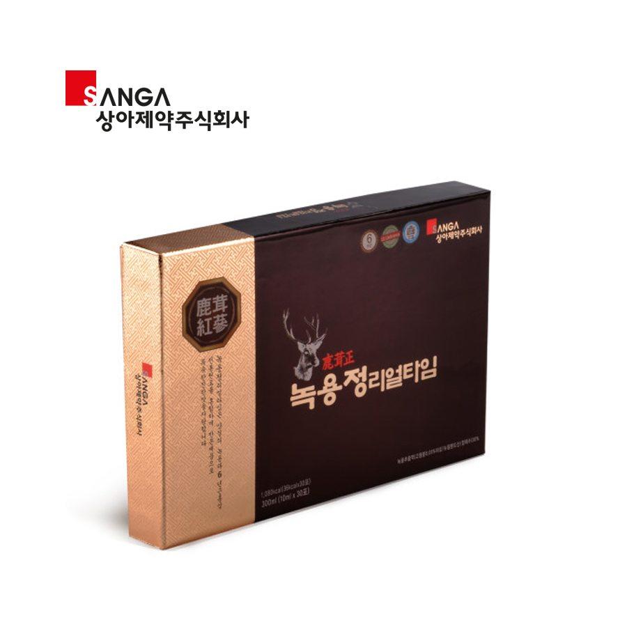 [DS] 상아제약 녹용정 리얼타임