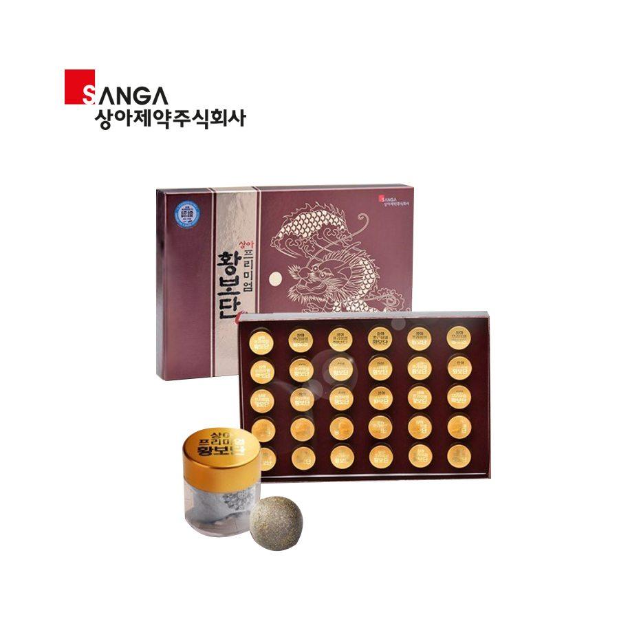[DS] 상아제약 황보단
